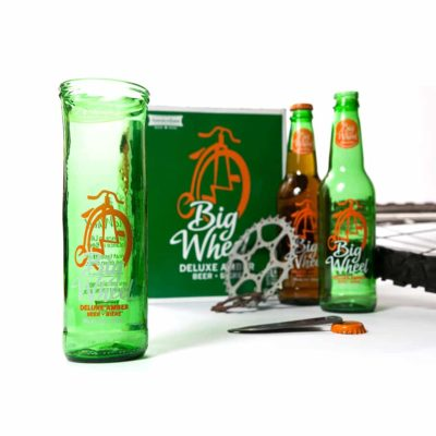 Big Wheel Beer Glass