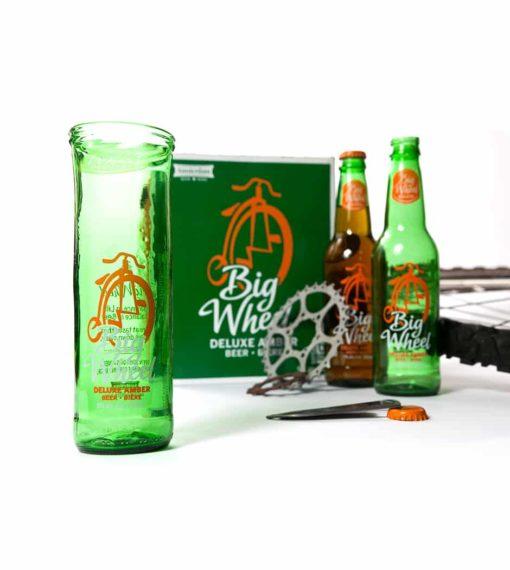 Big Wheel Beer Glass
