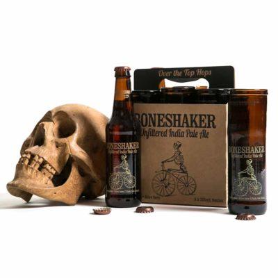 Boneshaker Beer Glass