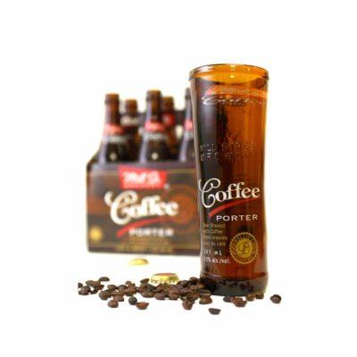 Coffee Porter Beer Glass