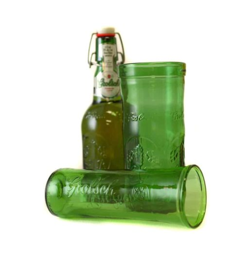 Grolsch Beer Glass