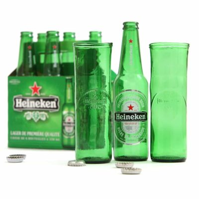 Heineken Beer Glass
