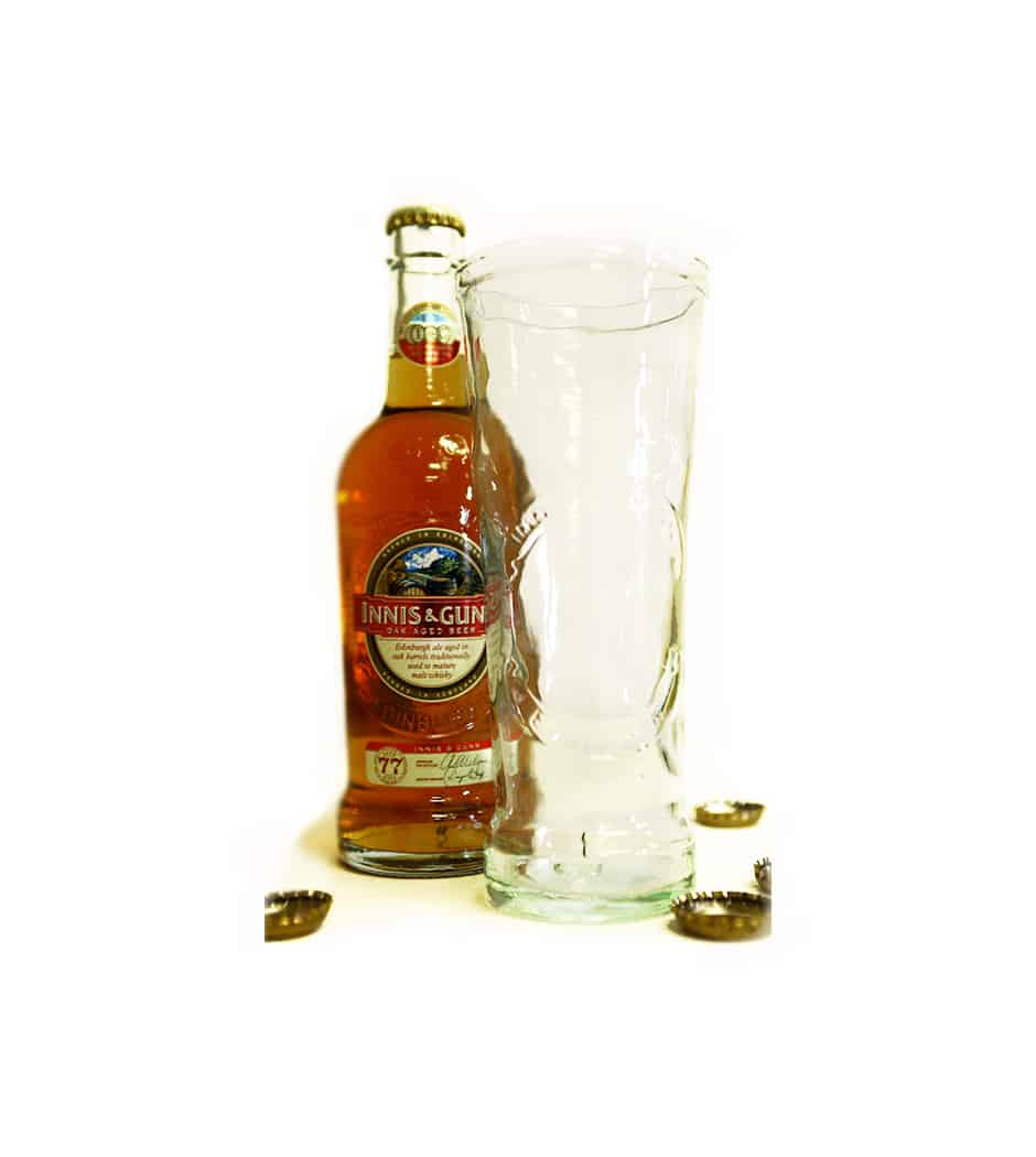 Innis & Gunn Beer Glass