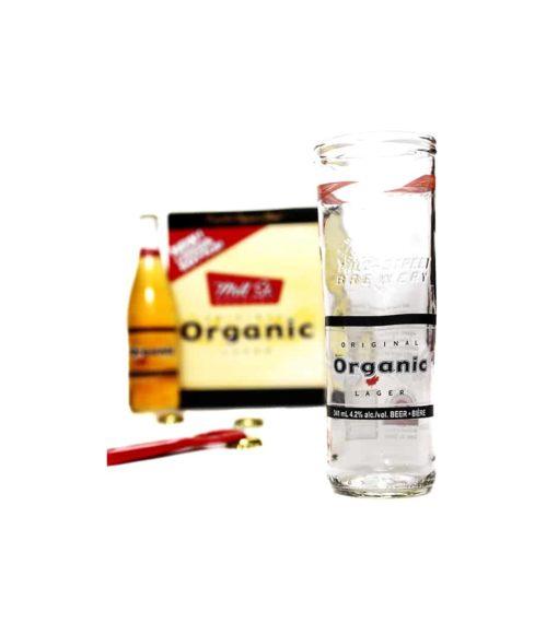 Organic Good Beer Glass