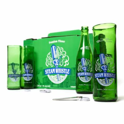 Steam Whistle Beer Glass