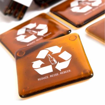 Rebeer Coasters (Set of 4)