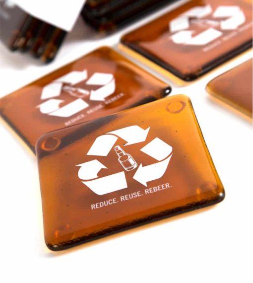 Rebeer Coasters (Set of 4)