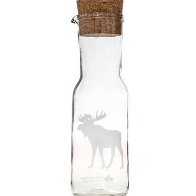 Moose Carafe Clear