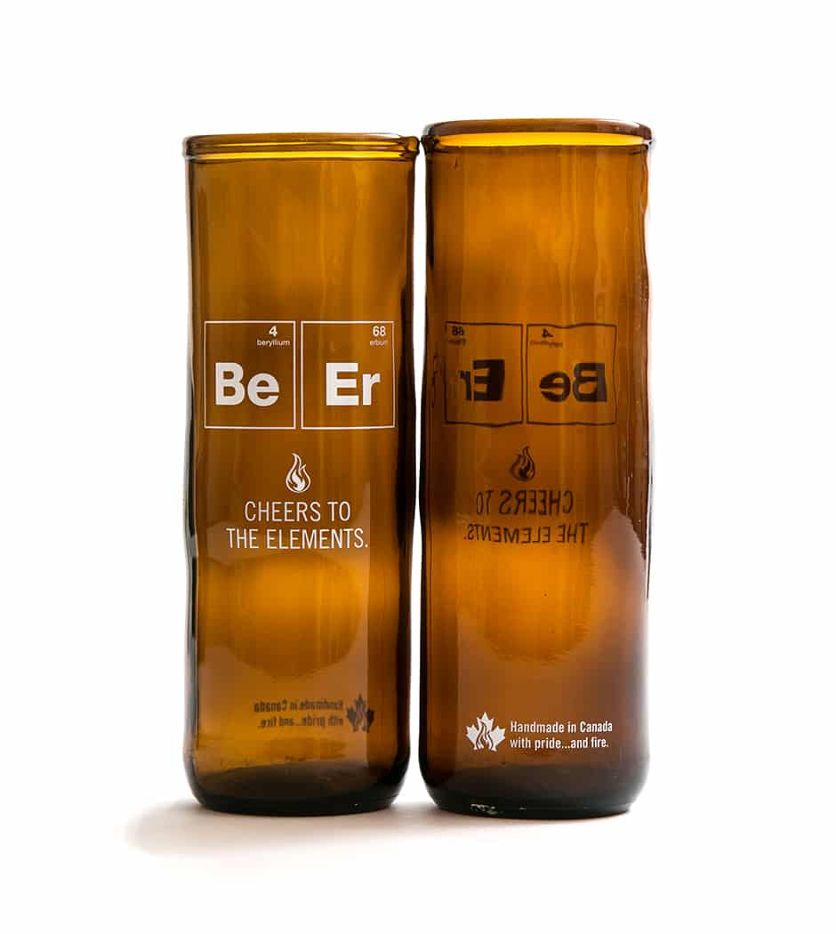 Element Beer Glass