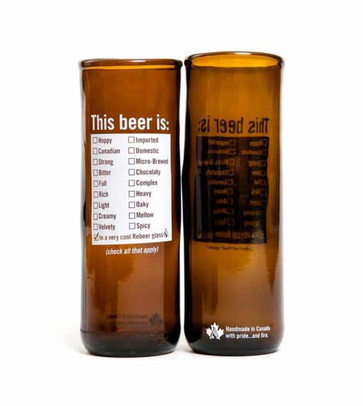 Rate Beer Glass