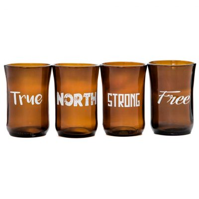 True North Tumblers (Set of 4)