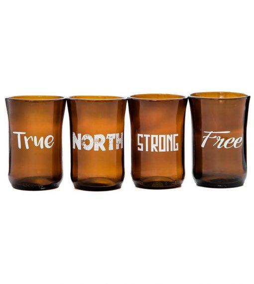 True North Tumblers (Set of 4)
